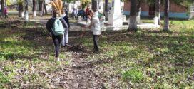 08 октября 2020 года на территории Вострецовского сельского поселения проведено мероприятие «Неделя чистоты» по уборке села.